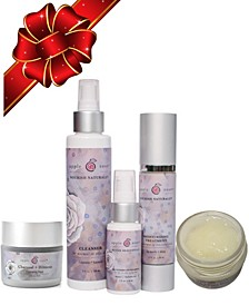 Ultimate Acne and Aging Organic Skincare System, 4 oz.