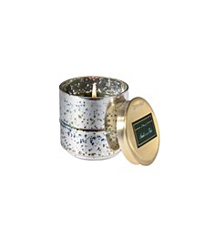 The Smell of Tree Metallic Candle with Lid