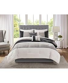 Hudson 9-Pc. Comforter Sets
