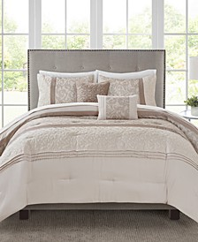 Durham 9-Pc. California King Comforter Set