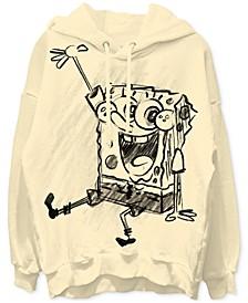 SpongeBob Graphic Boyfriend Hoodie