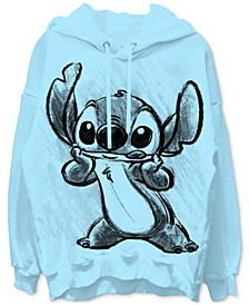 Stitch Graphic Boyfriend Hoodie