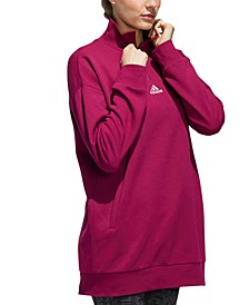 Women's Quarter-Zip Fleece Top