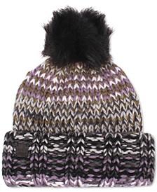 Chunky Degrade Cuff Hat