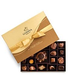 19-Piece Nuts & Caramel Gift Box