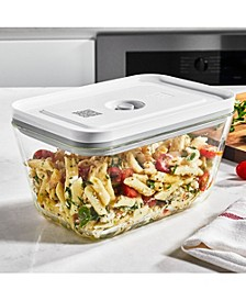 Fresh & Save Large Glass Rectangular 67-Oz. Vacuum Box