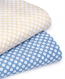 550 Thread Count Texture Dot Sheet Set