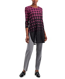 Printed Gradient Tunic, Created for Macy's