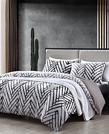 Balta 3-Piece Duvet Cover Set, King
