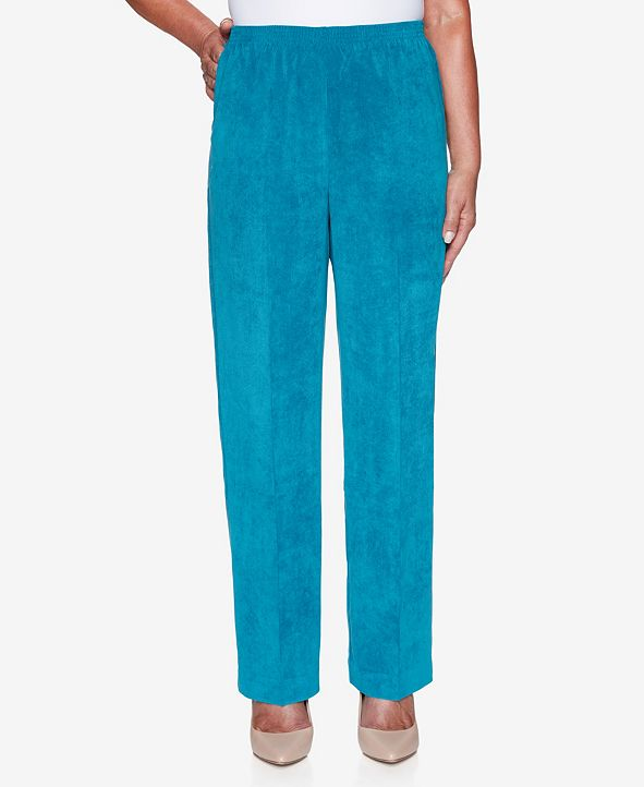 Alfred Dunner Women's Plus Size Classics Proportioned Short Pant