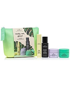 5-Pc. Ready, Set, Glow! Mini Essentials Set