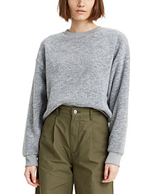 Levi's® Meadow Fleece Crewneck Sweater