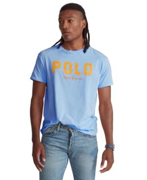 Polo Ralph Lauren Men's Big & Tall Classic-Fit Logo T-Shirt