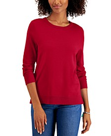 Crewneck Sweater, Created for Macy's
