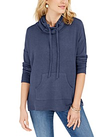 Cowlneck Pullover, Created for Macy's
