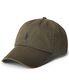 Men's Camo Chino Ball Cap