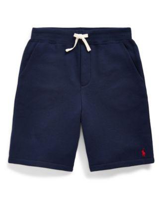 폴로 랄프로렌 남아용 반바지 Polo Ralph Lauren Toddler Boys Fleece Shorts,French Navy