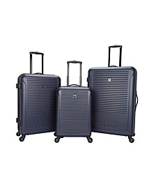 Riverside 3-Pc Hardside Set