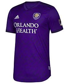 adidas Orlando City SC Men's Primary Authentic Jersey