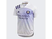 adidas Orlando City SC Men's Secondary Authentic Jersey