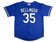 Los Angeles Dodgers Kids Official Player Jersey Cody Bellinger