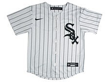 Chicago White Sox Kids Official Blank Jersey