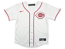 Cincinnati Reds Kids Official Blank Jersey