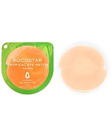 Tropical Single Papaya Eye Patch, 10 Pairs
