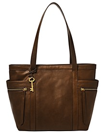 Women's Caitlyn Leather Tote