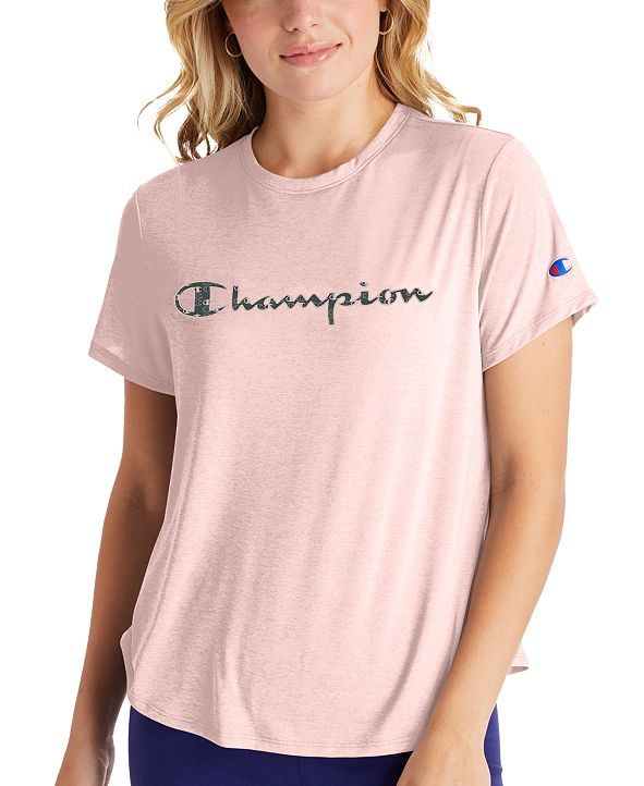 Champion Women's Double Dry T-Shirt