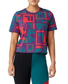 Josephine Cotton Logo-Print T-Shirt