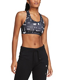 Women's Dri-FIT Swoosh Medium-Support Sports Bra