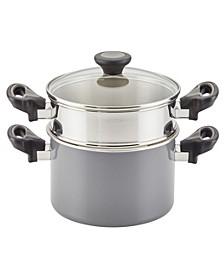 Go Healthy! 3-Qt. Sauce Pot