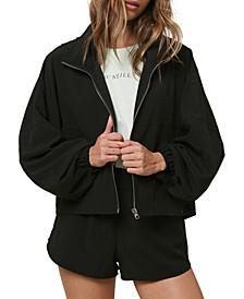 Juniors' Lexington Windbreaker Jacket