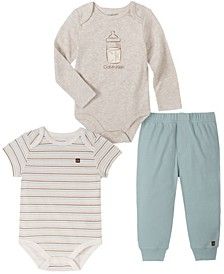 Baby Boys Bodysuit Pant Set
