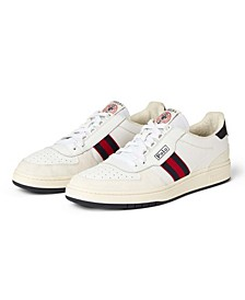 Men's Polo Court Sneakers