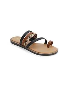 Women's Sally Toe Loop Sandal