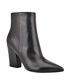 Women's Gaba Block Heeled Booties