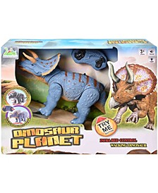 Electronic Dinosaur Toy Infrared Remote Control Triceratop (33% Off) -- Comparable Value $26.99