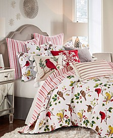 Joybirds Quilt and Sham Collection