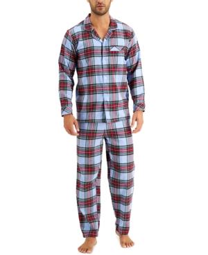 Matching Men's Tartan Family Pajama Set
