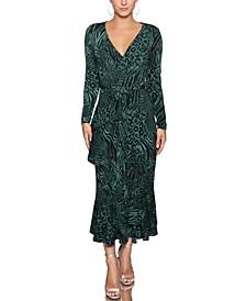Paloma Printed Jersey Dress