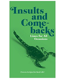 Insults and Comebacks Paperback Book