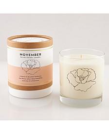 November Soy Candle