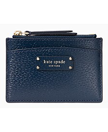 Jeanne Small Zip Card Holder