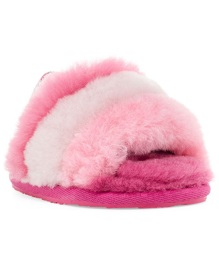 UGG® - Baby Girls Fluff Yeah Slides