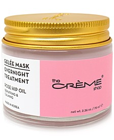 Rose Hip Oil Gelée Mask Overnight Treatment