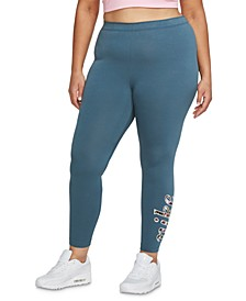 Sportswear Plus Size Leggings