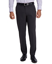 Men's Active Series Extended Tab Slim Fit Dress Pant