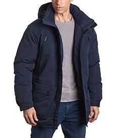 Perry Ellis Men's Parka Jacket